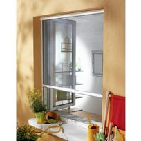 AMB FRANCE - Moustiquaire NEW IDEA verticale - Blanche - 60xH.180 - NID60180AV26