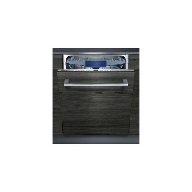 Siemens Lave-vaisselle 60cm Tout Integrable 14 Cvts 44db - Sn736x19ne