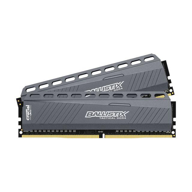 BALLISTIX Tactical DDR4 3000 MHz - 2 x 8Go Cas 15