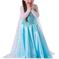 Ipretty - Princesse Reine DÉGUISEMENT Enfant Fille Robe De SoirÉE Partie Halloween Carnaval Mignon Costume Anime Cosplay Dress Jup