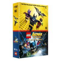 WARNER BROS - lego batman le film / lego batman l'unite des super heros