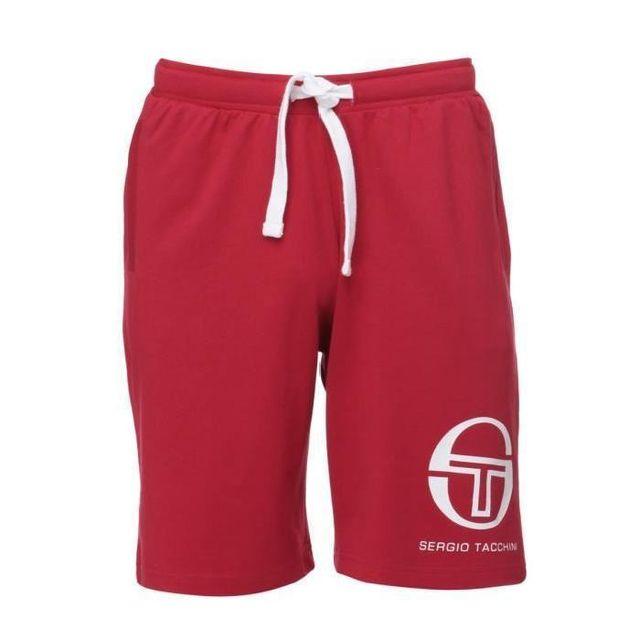 Short Short RueDuCommerce pas Homme cher Sergio de Vente Tacchini tennis Achat 5pvwf0n