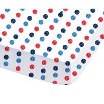 Smiley - Drap Housse Imprimé 60% coton et 40% polyester