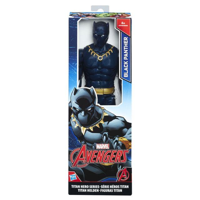 HASBRO Titan heros series black panther - C0759EU40