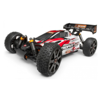 Hpiracing - Buggy Trophy 4WD Flux Brushless 1/8 Rtr Hpi Racing
