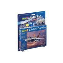 Revell - 64904 - Maquette D'AVIATION - Ea-18G Growler - 63 PiÈCES - Echelle 1/144