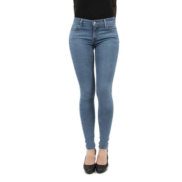 1a82b6be303 Levi s - Jeans levis innovation super skinny bleu - pas cher Achat ...
