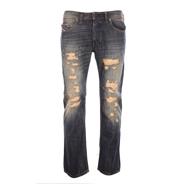 diesel homme jeans coupe droite safado 0608c pas. Black Bedroom Furniture Sets. Home Design Ideas