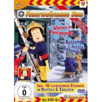 Foreign Media Group Germany - Feuerwehrmann Sam Feuerwehrmann Sam Box 3 IMPORT Allemand, IMPORT Coffret De 2 Dvd - Edition simple