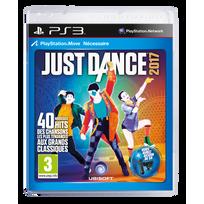 UBISOFT - JUST DANCE 2017 - PS3