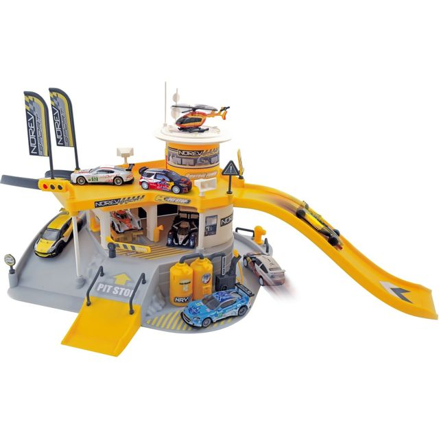 NOREV Playset Racing - Station Racing - P31030
