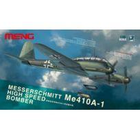Meng Model - 1/48 Messerschmitt Me410A-10 Bombardier ? Grande Vitesse JAPON Import Le Paquet Et Le Manuel Sont ?CRITES En Japonais