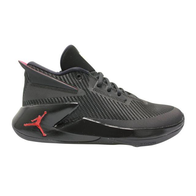 plutôt sympa aef54 e02c4 Nike - Jordan Fly Lockdown Noir - pas cher Achat / Vente ...