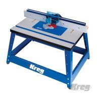 Kreg - Table de guidage de précision pour défonceuse 406 x 610 mm - 257334
