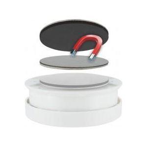 gev systeme de fixation aimantee pour detecteur de fumee pas cher achat vente d tecteurs. Black Bedroom Furniture Sets. Home Design Ideas