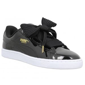 puma basket heart patent femme 39 noir pas cher achat vente baskets femme rueducommerce. Black Bedroom Furniture Sets. Home Design Ideas