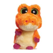 Yoohoo and Friends - Yoohoo & Friends Peluche - Smilee Alligator ORANGE
