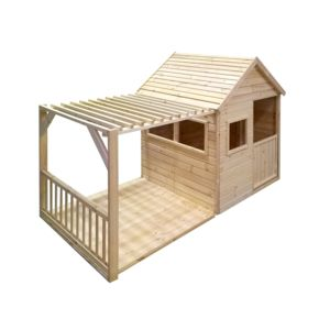 forest style cabane enfant margot en bois pas cher achat vente maisonnettes tentes. Black Bedroom Furniture Sets. Home Design Ideas