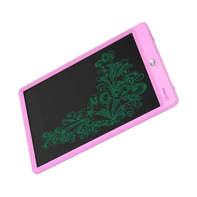 Wewoo Tablette graphique rose Led écriture manuscrite Imagine dessin annonce Tablette graphique rose Led écriture manuscrite Imagine dessin annonce1.Adoptez des matériaux Abs + Pc de haute qualité, durables.2.Compact et léger, facile à transporter.3.10 po
