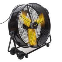 Stanley - Ventilateur 200W Pro Oscillant Inclinable 2 vitesses Haute qualité