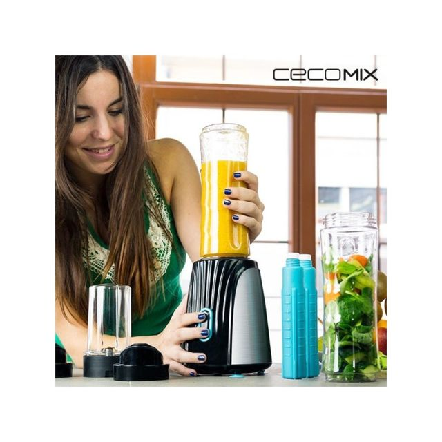 Cecomix - Blender en Verre Titanium Two 4066 350W