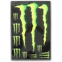Monster - Planche autocollant Dirt bike / Pit bike / Mini Moto