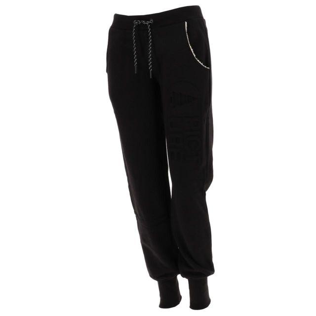 Picture Pantalon de survêtement Cocoon black pant l Noir 26099