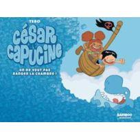 BAMBOO Edition - César et capucine t.2