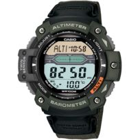 Casio - Montre Sgw-300HB 1A Barometre Altimetre