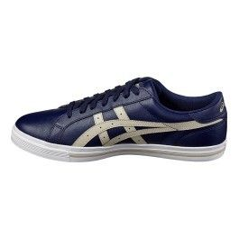 Asics Tiger Chaussures Classic Tempo bleu beige pas cher