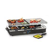 Marque Generique - Appareil à grill et pierre à griller pour raclettes - Planchas éléctroménager cuisine