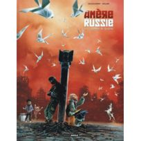 Bamboo - amère Russie tome 2 ; les colombes de Grozny