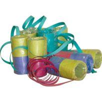 Aptafetes - Rouleaux Serpentins Multicolore x10