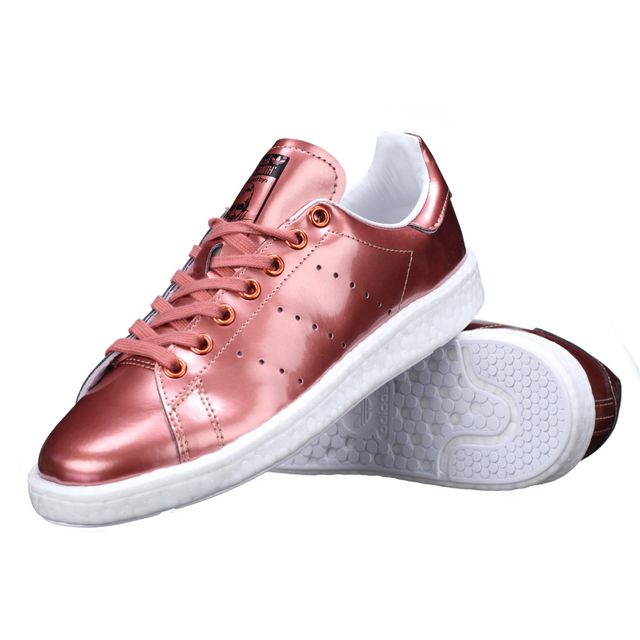 Adidas Basket Stan Smith W Bb0107 Bronze pas cher Achat