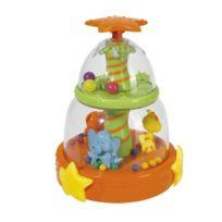 Simba Toys - 104018761 Abc - Roues Pivotantes Des Animaux Et Des Balles