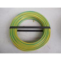 - Câble Ho7VU 2,5 mm2 100 ml vert/jaune