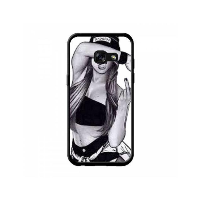 Coque Swag Coque Samsung Galaxy A3 2016 Dessin Fe Pas