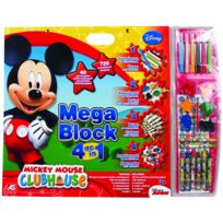 As Company - Set dessin Mickey Mouse Clubhouse