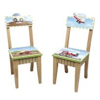 FANTASY FIELDS - Ensemble de 2 chaises Transport