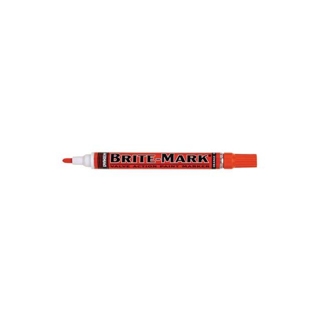 Dykem - Feutre De Marquage Brite Mark - Coloris:Orange