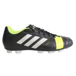 adidas Originals Goletto IV Trx HG Blanc-Noir-Bleu - Chaussures Football Homme