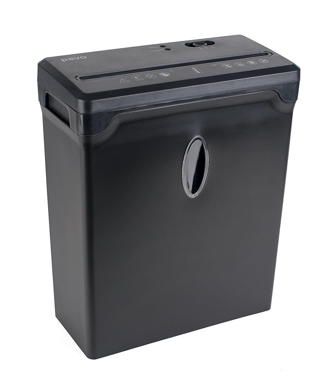 pavo destructeur de documents coupe cois e 8717448003501 pas cher achat vente. Black Bedroom Furniture Sets. Home Design Ideas