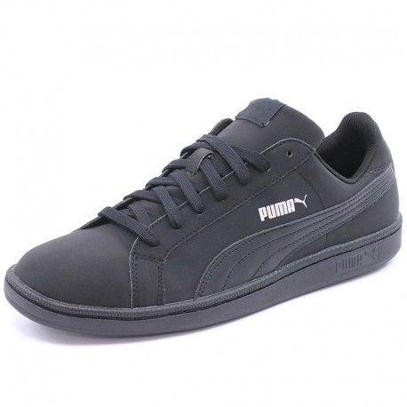 huge discount 5673c 1a1f1 Puma - Chaussures Smash Buck Noir Homme 42 - pas cher Achat   Vente Baskets  homme - RueDuCommerce