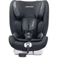 Caretero - Siège auto groupe 1/2/3 bébé enfant 9-36 kg Volante Isofix | Noir