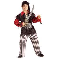 Rubies - Déguisement Pirates des 7 Mers Enfant - Taille : 12/14 ans 150 à 162 cm