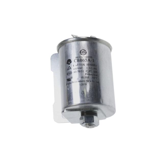 Haier Condensateur 8 Mf Cbb65A-1 450 V Pour Seche Linge - 00330506020