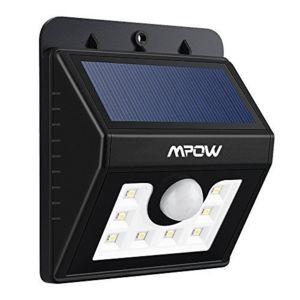alpexe lampe solaire led etanche faro lumiere 8 led. Black Bedroom Furniture Sets. Home Design Ideas
