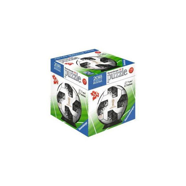 Coupe Du Monde 2018 Football Fifa Russie: Puzzleball 54 Pieces : Ballon Foot Adidas