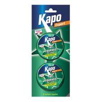 Kapo - lot de 2 appâts gel anti-fourmis 2x10g - 3131