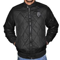 Geographical Norway - Db7 - Blouson Court Bombers - Homme - Borekas - Noir